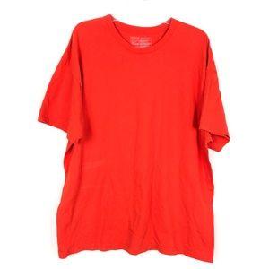 Nike Team Women's Red Short Sleeve T-Shirt Top CUK